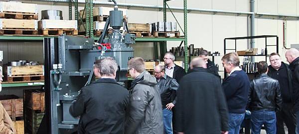Die Bohrtechnik für den Spezialtiefbau von STDS-Jantz ist auch in Dänemark gefragt.