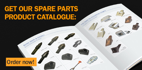 Get our Spare Parts product catalogue